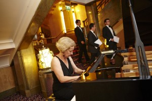 Hedge Fund Awards Pianist