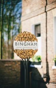 Bingham Hotel Pianist
