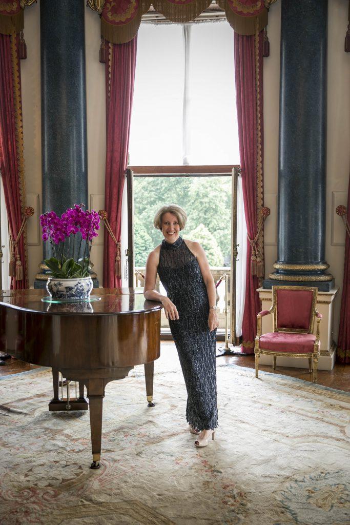 Sandra Lambert: Buckingham Palace Music Room